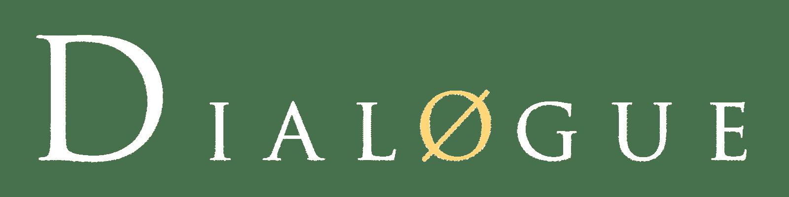 Dialogue cover Logo Alfa - Alessandro Fois