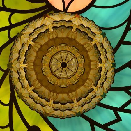 Kaleidoscope - Label - Alessandro Fois